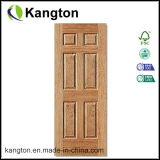 Отлитая в форму HDF дверь кожи Veneer (дверь кожи veneer)