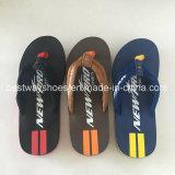 La sandalia de los hombres de la manera del deslizador de los hombres Flip-Flops el deslizador de los hombres