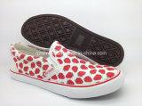 De nieuwe Low-Cut Schoenen van Vulcanzied van het Canvas voor Meisjes of Vrouwen