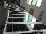 太陽エネルギーシステムが付いている太陽庭ライト