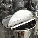 Tanque de emulsão do aço inoxidável da alta qualidade para o chocolate