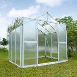 꽃을%s 알루미늄 정원 녹색 집