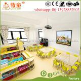 Meubles libres de Tableau d'étude de meubles de garde de jardin d'enfants