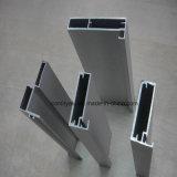 Perfil de alumínio de prata anodizado do frame de painel solar para o sistema solar
