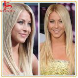 Parrucca lunga dei capelli diritti del merletto delle donne piene della parrucca