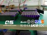 アルミ合金のシェル11.1V 12V 12.8V 14.8V 24V 26V 28V 20~200AHのリチウム太陽街灯電池はカスタマイズした