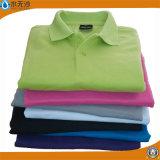 2017 Ladies Fashion Polo Shirts Cotton Stretch Polo Shirts
