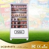 Máquina expendedora del centro comercial de la vendimia con dos gabinetes Apoye el pago de NFC