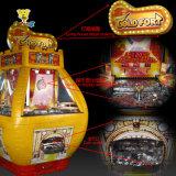 金の城砦のスロットマシンのゲーム