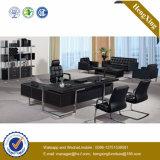 Стол офиса менеджера самомоднейшего черного босса CEO цвета 0Nисполнительный (NS-NW148)