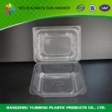 Contenitore di plastica a gettare della torta del rullo