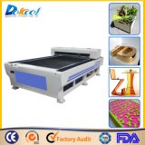 Estaca do laser do CO2 de Dekcel Reci 100W 150W e máquina de gravura para a madeira, acrílico, metal, processamento da tela