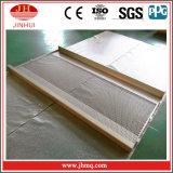 Aluminium-perforiertes Panel PVDF Beschichtung-Silber-Durchmesser-30mm/15mm