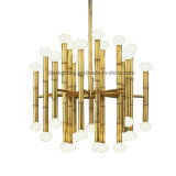 Света самомоднейшего шикарного утюга прямоугольные 42 Bamboo канделябра