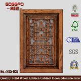 Puertas de cabina Louvered antiguas de cocina (GSP5-037)