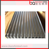 Precio del metal barato perforado de hoja del azulejo de azotea del acero de Baoshi que contellea