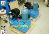 Machine sertissante de boyau hydraulique sertissant le boyau hydraulique