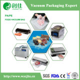 PA-PET Seiten-Dichtung Tranparent Plastikvakuumverpacken- der Lebensmittelbeutel