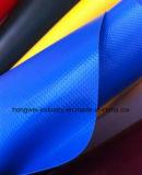 lona recubierta de PVC para la cala de tienda de campaña y la tela de la industria