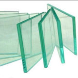 플로트 유리 또는 유리제 세라믹스 또는 높은 붕규산 유리