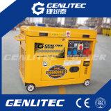 Gerador Diesel de baixo ruído de 5kw para uso doméstico