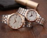 Luxe van de manier nam het Gouden Retro Horloge van het Ontwerp toe
