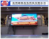 De in het groot P6 Volledige Kleur SMD die van HD het LEIDENE Scherm voor Huur adverteren