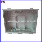 Peças sobressalentes de base de filtro de 630 Ton Die Cast para equipamentos de comunicação