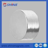 D50X20mm starker Platten-seltene Masse permanenter NdFeB Magnet