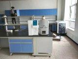 Sistema da purificação do laboratório