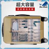 De hete Koffer Lagguge van het Karretje van de Verkoop met Vier 360 het Draaien Wielen