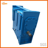 Caja de engranajes de la transmisión con el sistema de mecanismo impulsor del engranaje de la simetría bilateral