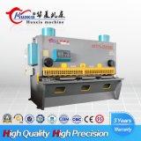 QC11y de Hydraulische Digitale Scherende Machine van de Guillotine van het Metaal van het Spel