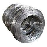 Engranzamento de fio galvanizado 12# do fio do ferro