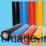 절단 도형기 사용을%s PU 열전달 비닐