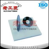 E печатает вставку на машинке вырезывания цементированного карбида вольфрама P30 для подвергать механической обработке металла