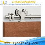 引き戸システムステンレス鋼のローラー
