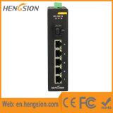 5 Megabit Tx und 1 Gigabit Fx industrieller Ethernet-Schalter