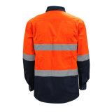China Wholesale shirt 100 Cotton Segurança do Trabalho Reflective