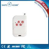 ホームセキュリティーの警報システムのための無線遠隔コントローラ