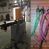 Macchina aperto-chiuso automatica dello stampaggio ad iniezione dell'estremità della chiusura lampo