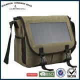La qualité de mode folâtre le sac solaire de sac à dos, le sac à dos solaire Sh-17070113 d'école