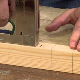 Nikema屋根ふきのための1016のシリーズステープル