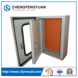 IP66ノックアウトの品質によって保証される防水金属の壁の土台機構