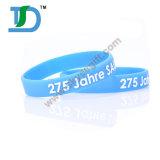 Wristband/braccialetti impressi personalizzati del silicone