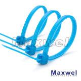 Attache à câble en nylon blanc résistant aux rayons UV