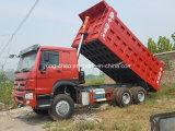 아주 새로운 336HP Sinotruck HOWO 덤프 트럭 6X4 HOWO 팁 주는 사람