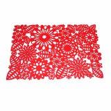 3mm u. 5mm Sprung-Jahreszeit-Polyester 100% Placemat für Tischplatte-und Feiertags-Dekorationen