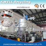 Granulador de reciclaje de plástico de dos etapas para película agrícola