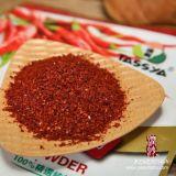 Tassyaの乾燥した赤いチリパウダー
